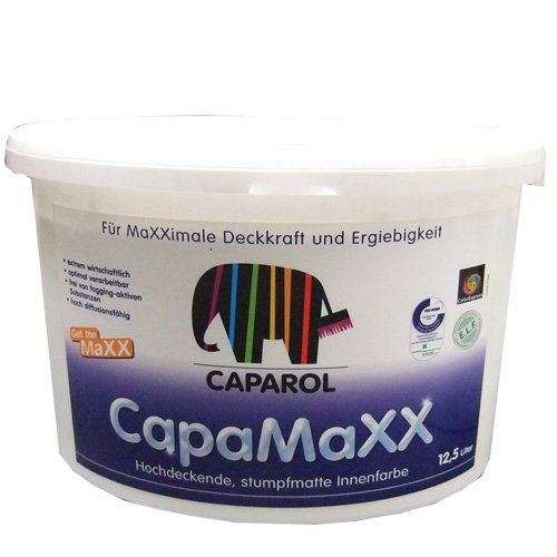 Caparol CapaMaXX 2,5 Liter Weiß