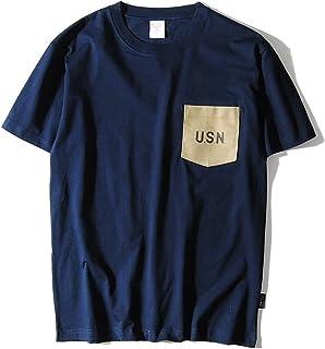 ヒューストン [HOUSTON] N-1 ポケット Tシャツ 半袖 メンズ コーデュラファブリック使用