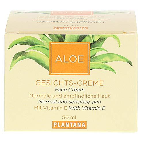 Plantana Aloe Vera Gesichtscreme, 50 ml