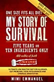 My Story of Survival: Five years on ten ingredients only, ultimate low reactive diet