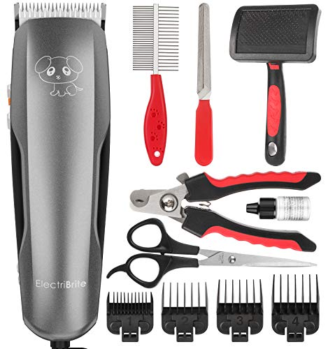 Dog Clippers,Dog Grooming Kit   Only $33.79!