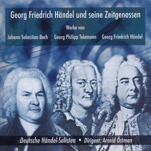Georg Friedrich Händel: Wassermusik Suite Nr. 1 F-Dur HWV 348 - VIII. Bourrée-Hornpipe