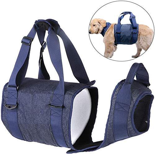 MEISISLEY Tragehilfe Für Hunde Hundegeschirr Gehhilfe für Haustiere Hund ziehen Weste Hundeschlingen für kleine Hunde Gehhilfen für Hunde xs