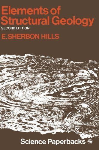 Elements of Structural Geology (Science Paperbacks) (English Edition)