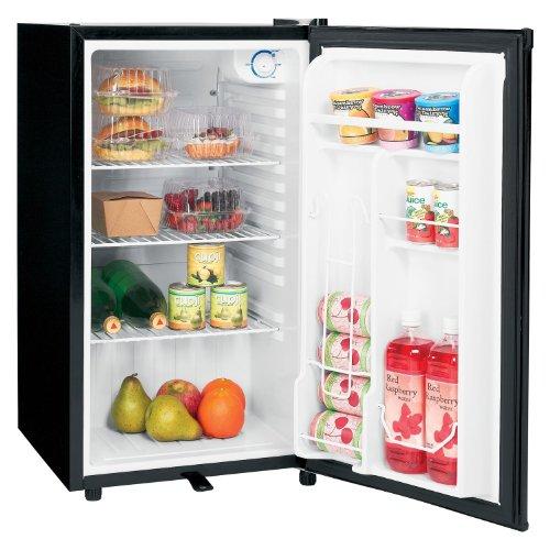 GE 3.2 Cu. Ft. Compact Refrigerator SFR03GAZBB