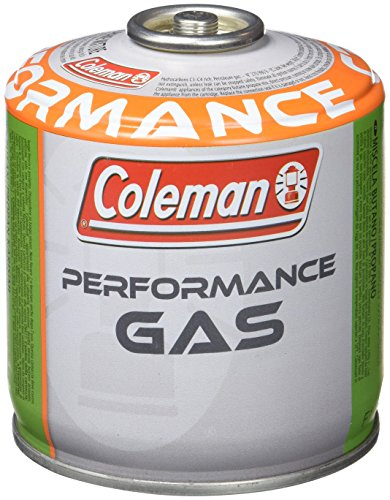 Coleman C300 Performance - Cartucho de gas, Gris, 240 g