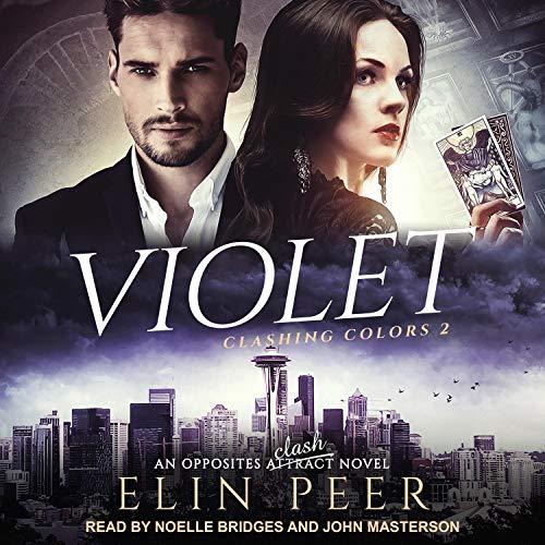 Violet Audiobook By Elin Peer cover art