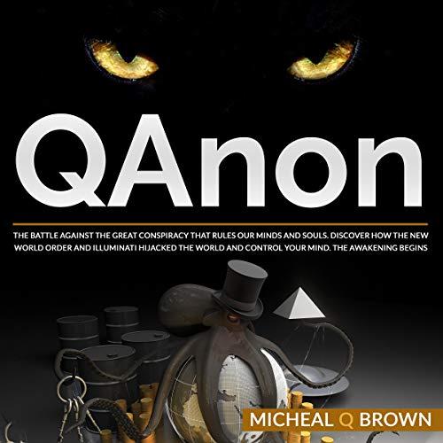 『QAnon』のカバーアート