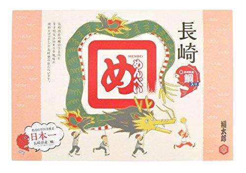 長崎漁港水産加工団地協同組合 長崎鯛 めんべい 2枚入×8袋