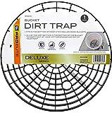 ProElite Bucket Dirt Trap, Car Wash Bucket Insert Car Wash Filter Removes Dirt and Debris While You Wash, Black