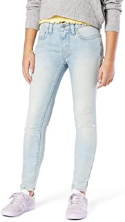Signature by Levi Strauss & Co. Gold Label Girls' Super Skinny Jeans