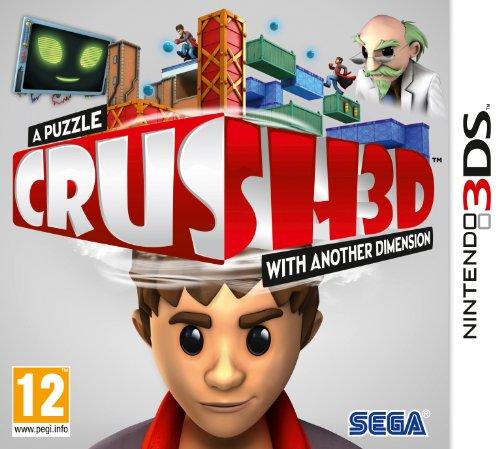 Crush 3D (Nintendo 3DS) [Nintendo 3DS] [UK IMPORT]