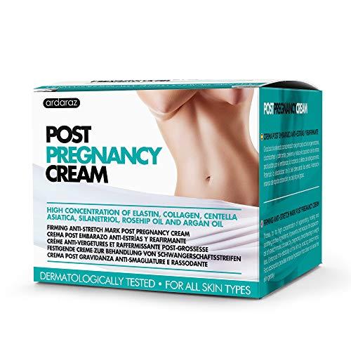 ARDARAZ willst du die Dehnungsstreifen entfernen? Test unsere Hautstraffende Creme, speziell für die Schwangerschaftstreifen. 200 ml.