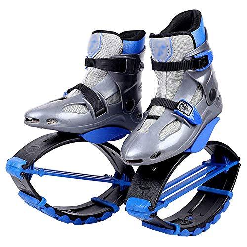 VCJNMQ Zapatillas De Deporte para Adultos Que Saltan, Zapatos De Salto para Mujeres, Zapatos para Bajar De Peso Al Aire Libre, Zapatos De Entretenimiento para NiñOs,M(33-35)