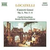 Locatelli Concerto Grossi 1-6