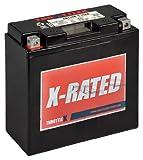 ThrottleX Batteries - ADT14B-4 - AGM Replacement Power Sport Battery