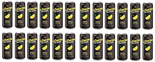 Lemonsoda Dose 24 x 330 ml. - Lemon Soda VerpG: Einweg