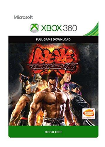 Tekken 6 [Vollversion] [Xbox 360 - Download Code]