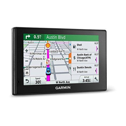 Garmin Drive Smart 60Navigationsgerät, Schwarz
