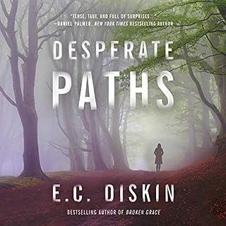 Desperate Paths audiobook cover art