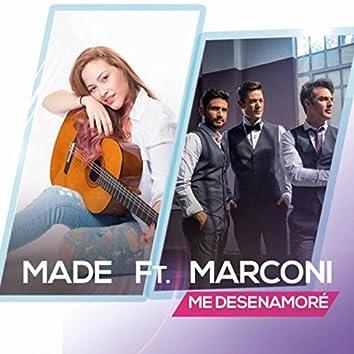Me Desenamoré (feat. Marconi)