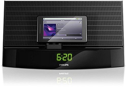 Philips AS140/37 Fidelio Bluetooth Speaker with Micro-USB Dock