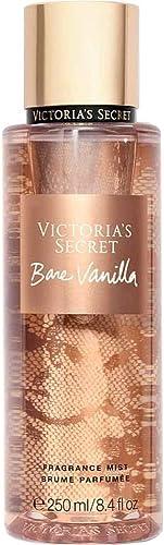Victoria's Secret Bare Vanilla Acqua Profumata Spray per il Corpo, 250