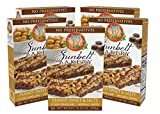 Sunbelt Bakery Peanut Sweet & Salty Granola Bars, 5 Boxes, No Preservatives (50 Bars)