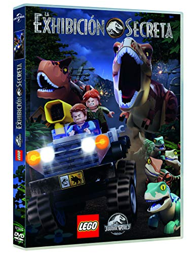 Lego Jurassic World: La Exhibición Secreta [DVD]
