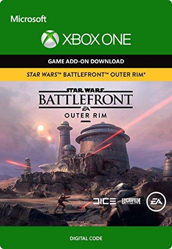 Star Wars Battlefront Outer Rim - Xbox One Digital Code