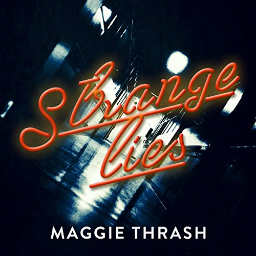 Strange Lies cover art