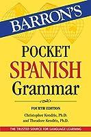 Pocket Spanish Grammar (Barron's Grammar)