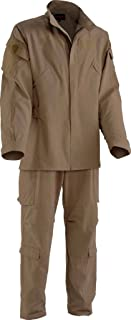 Phoenix II Fire Resistant Flight Suit Khaki Pants & Jacket US Army