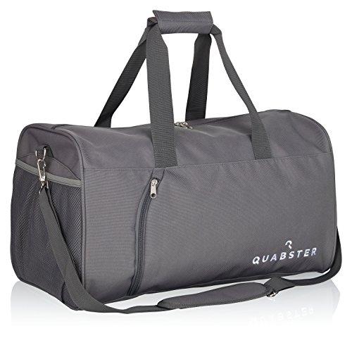 [Viele Fächer] Quabster Unisex Sporttasche QUAB15 40L   durchdachte Aufteilung