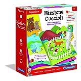 Clementoni - 16188 - Sapientino - Penna Trasformabile - Missione Cuccioli - penna interattiva parlante, gioco educativo elettronico, puzzle bambini - Made in Italy