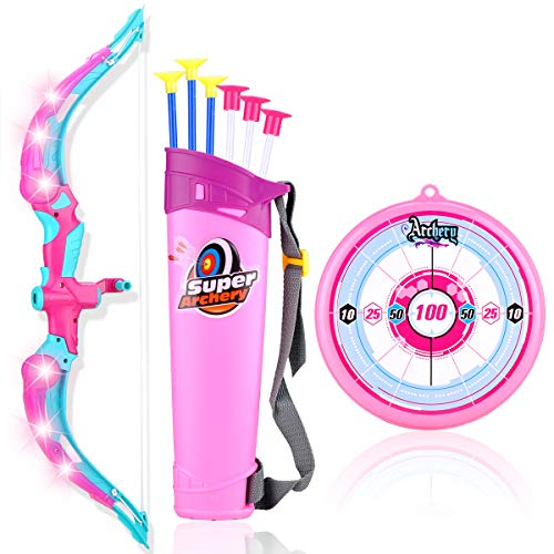 Best Archery Set With Suction Cups