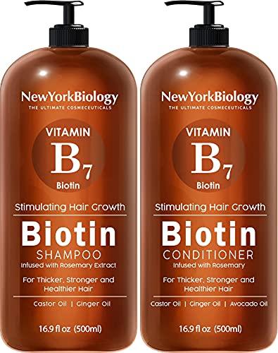 Biotin Shampoo and Conditioner S...