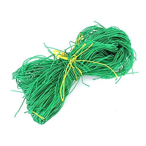 Uxsiya Tuinieren Netting, Erwt Netting Oxidatie Weerstand Vogelnetten Lichtgewicht Tuin Planting Tool Netting voor Luffa Wijnstok