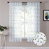 25 Best Leaf Curtains for Living Rooms