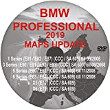 2019 DVD Mapas para BMW - Sistema profesional DVD Europa DVD-Navigation (DVD1 - Europa occidental)
