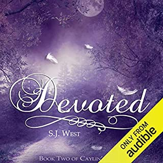 Devoted audiobook cover art