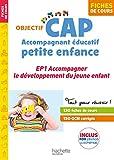 Fiches - CAP Accompagnant Éducatif Petite Enfance - épreuve 1