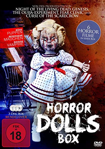 Horror Dolls Box [3 DVDs]