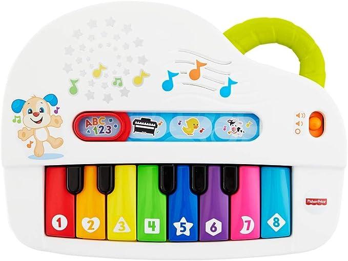 520 opinioni per Fisher-Price Pianoforte di Cagnolino, Gioco Musicale con Luci e Suoni, Versione
