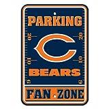 Fremont Die NFL Chicago Bears Parkschilder aus Kunststoff -