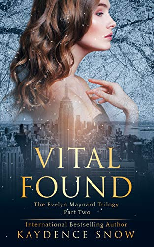 Vital Found (The Evelyn Maynard Trilogy Book 2)