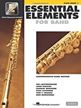 Essential Elements Band with EEi: Comprehensive Band Method: Flute Book 1 PDF