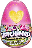Hatchimals Plush 6056664 CollEGGtibles Kuschelplüsch in pinkem Ei