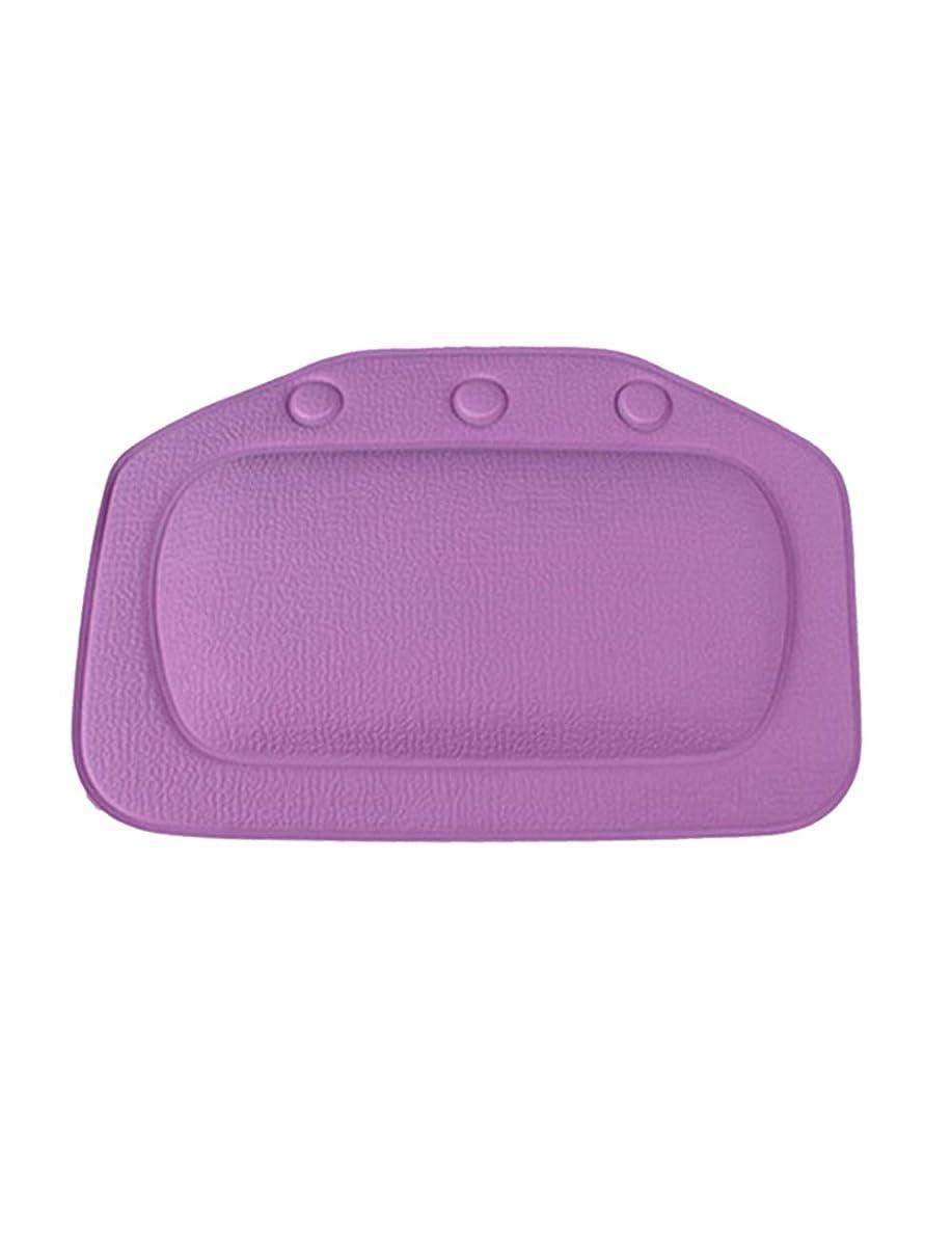 コットン心理的教お風呂 まくら 枕 バスピロー 3個 吸盤 しっかり固定 滑り止め付 バスタブ 浴槽用 浴用品 肩こり リラックス 安眠 抗菌 洗濯機丸洗い可 PVC製 Zhhlaixing