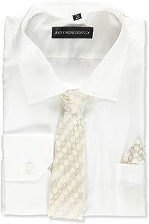 b5c13c98e Amazon.ca: Ivory - Button-Down & Dress Shirts / Boys: Clothing ...